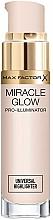Parfums et Produits cosmétiques Enlumineur universel - Max Factor Miracle Glow Pro Illuminator Highlighter