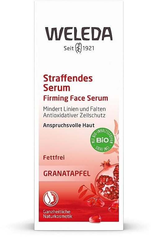 Sérum raffermissant à la grenade pour visage - Weleda Pomegranate Firming Face Serum — Photo N1