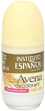 Parfums et Produits cosmétiques Déodorant roll-on à l'extrait d'avoine - Instituto Espanol Avena Deodorant Roll-on