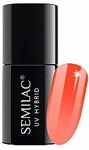 Parfums et Produits cosmétiques Vernis semi-permanent thermique - Semilac Thermal UV Hybryd Nail Polish