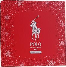Parfums et Produits cosmétiques Ralph Lauren Polo Red - Coffret (eau de parfum/125ml + eau de parfum/40ml)