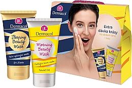 Parfums et Produits cosmétiques Dermacol Beauty Mask - Set (masque de jour/150ml + masque de nuit/150ml)