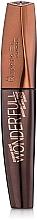 Parfums et Produits cosmétiques Mascara à l'huile d'argan - Rimmel WonderFull With Argan Oil Extreme Black Mascara