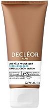 Parfums et Produits cosmétiques Lotion autobrozante pour corps - Decleor Neroli Bigarade Gradual Glow Self Tanning Lotion