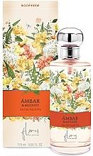 Parfums et Produits cosmétiques Saphir Parfums Flowers de Saphir Ambar & Muguet - Eau de Parfum