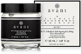 Parfums et Produits cosmétiques Crème au beurre de karité pour visage - Avant R.N.A Radical Anti-Aging and Lifting Duo Moisturizer