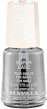 Parfums et Produits cosmétiques Base coat - Mavala Super Base