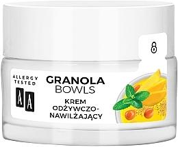 Crème nourrissante pour visage - AA Granola Bowls — Photo N2