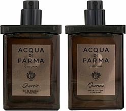 Parfums et Produits cosmétiques Acqua di Parma Colonia Quercia Travel Spray Refill - Eau de Cologne