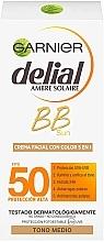 Parfums et Produits cosmétiques BB crème solaire - Garnier Delial Ambre Solaire BB Cream SPF50