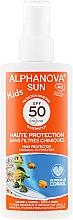 Parfums et Produits cosmétiques Crème solaire bio SPF 50+ - Alphanova Sun Kids SPF 50+