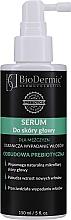 Parfums et Produits cosmétiques Sérum à l'extrait de bardane pour cuir chevelu - BioDermic Prebiotic Peeling Men Serum