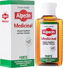 Parfums et Produits cosmétiques Tonique anti-pelliculaire et anti-chute pour les cheveux - Alpecin Medical Forte