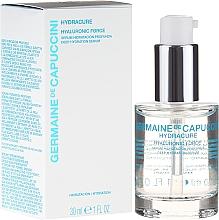 Parfums et Produits cosmétiques Sérum hydratation profonde pour visage - Germaine de Capuccini HydraCure Hyaluronic Force Deep Hydration Serum