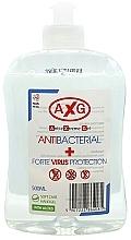 Parfums et Produits cosmétiques Gel antibactérien à l'aloe vera pour mains - AXG Antibacterial Hand Gel With Aloe