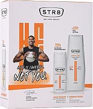 Parfums et Produits cosmétiques STR8 Heat Resist & Energy Rush - Set (déodorant spray/150ml + gel douche/400ml)