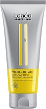 Parfums et Produits cosmétiques Masque intensif à l'extrait de soie et huile d'amande pour cheveux - Londa Professional Visible Repair Intensive Mask