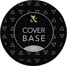 Parfums et Produits cosmétiques Base camouflage pour vernis semi-permanent (pot) - F.O.X Cover Base