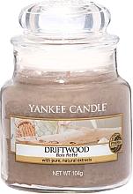 Parfums et Produits cosmétiques Bougie parfumée en jarre Bois flotté - Yankee Candle Driftwood