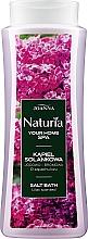 Parfums et Produits cosmétiques Sels de bain à l'arôme de lilas - Joanna Nuturia Body Spa Salt Bath Lilac Scented