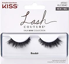 Parfums et Produits cosmétiques Faux cils - Kiss Lash Couture Faux Mink Collection Boudoir