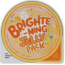 Parfums et Produits cosmétiques Masque eclaircissant à l'extrait d'argumes pour visage - Yadah Brightening Jelly Pack Face Mask