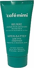 Parfums et Produits cosmétiques Crème-beurre protectrice pour les mains - Le Cafe de Beaute Cafe Mimi Hand Cream Oil