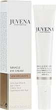 Parfums et Produits cosmétiques Crème au beurre de karité pour contour des yeux - Juvena Skin Specialists Anti-Age Miracle Eye Cream