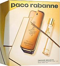 Parfums et Produits cosmétiques Paco Rabanne 1 Million - Coffret Eau de Toilette (eau de toilette/100ml + eau de toilette/20ml)