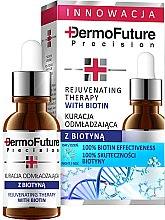 Parfums et Produits cosmétiques Traitement anti-âge à la biotine pour visage - DermoFuture Rejuvenating Therapy With Biotin