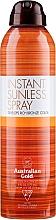 Parfums et Produits cosmétiques Lotion autobronzante - Australian Gold Self-Tanning Spray Sunless Instant