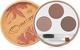 Parfums et Produits cosmétiques Palette sourcils - Couleur Caramel