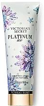 Parfums et Produits cosmétiques Lotion parfumée pour corps - Victoria's Secret Platinum Ice Fragrance Lotion