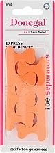 Parfums et Produits cosmétiques Séparateur d'orteils, 9766, orange - Donegal