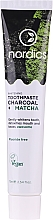 Parfums et Produits cosmétiques Dentifrice blanchissant au charbon actif et thé Matcha - Nordics Whitening Charcoal Matcha Tooshpaste