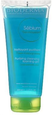 Gel moussant purifiant pour visage - Bioderma Sebium Foaming Gel
