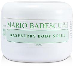 Parfums et Produits cosmétiques Gommage à la framboise pour corps - Mario Badescu Raspberry Body Scrub