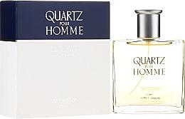 Parfums et Produits cosmétiques Molyneux Quartz Pour Homme - Eau de Toilette