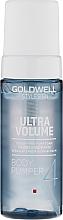 Parfums et Produits cosmétiques Mousse densifiante pour cheveux - Goldwell StyleSign Ultra Volume Body Pumper