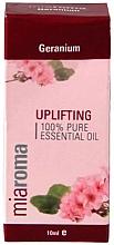 Parfums et Produits cosmétiques Huile essentielle de géranium 100% pure - Holland & Barrett Miaroma Geranium Pure Essential Oil
