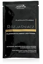 Parfums et Produits cosmétiques Poudre décolorante pour cheveux - Joanna Professional Platinum Classic Lightener