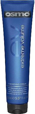 Crème à l'extrait de bois de santal et bergamote pour cheveux - Osmo Extreme Volume Thickening Creme — Photo N1