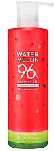 Parfums et Produits cosmétiques Gel à la pastèque pour corps - Holika Holika Watermelon 96% Soothing Gel
