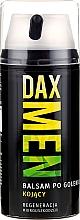 Parfums et Produits cosmétiques Baume après-rasage au panthénol - DAX Men