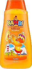 Parfums et Produits cosmétiques Mousse de bain pour enfants, Exotique - Bambi