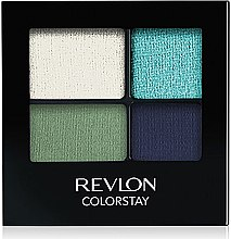 Parfums et Produits cosmétiques Palette de fards à paupières - Revlon Colorstay 16 Hour Eyeshadow Quad