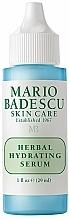 Parfums et Produits cosmétiques Sérum hydratant aux herbes pour visage - Mario Badescu Herbal Hydrating Serum