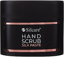 Parfums et Produits cosmétiques Pâte-gommage au beurre de karité pour mains - Silcare Hand Scrub Silk Paste (mini)