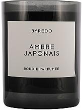 Parfums et Produits cosmétiques Bougie parfumée - Byredo Fragranced Candle Ambre Japonais