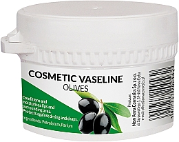 Parfums et Produits cosmétiques Vaséline cosmétique Olives - Pasmedic Cosmetic Vaseline Olives